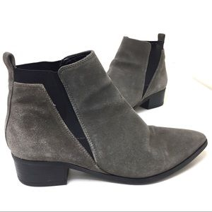 MARC FISHER Ignite ankle booties short boots